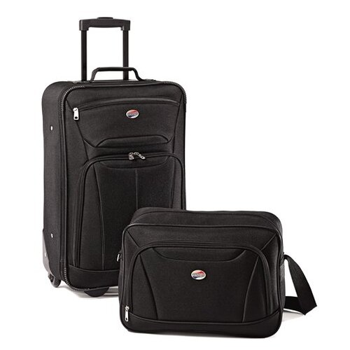 Fieldbrook II 2 Piece Luggage Set