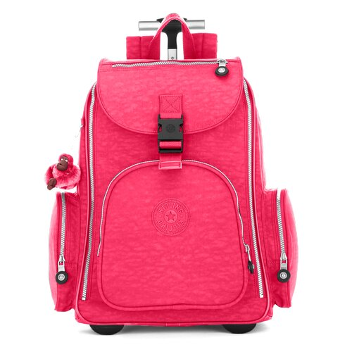 Kipling Basic Solid Alcatraz II Rolling Backpack