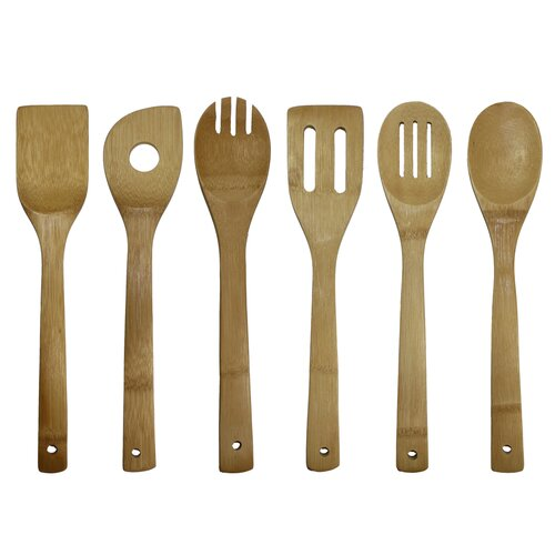 6 Piece Cooking Utensil Set