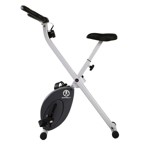 Marcy Foldable Upright Bike