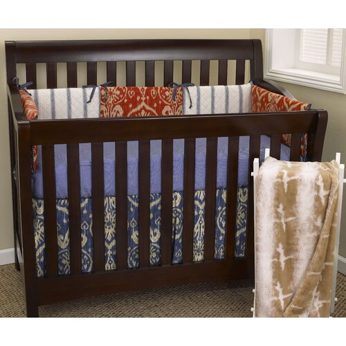Sidekick 4 Piece Crib Bedding Set