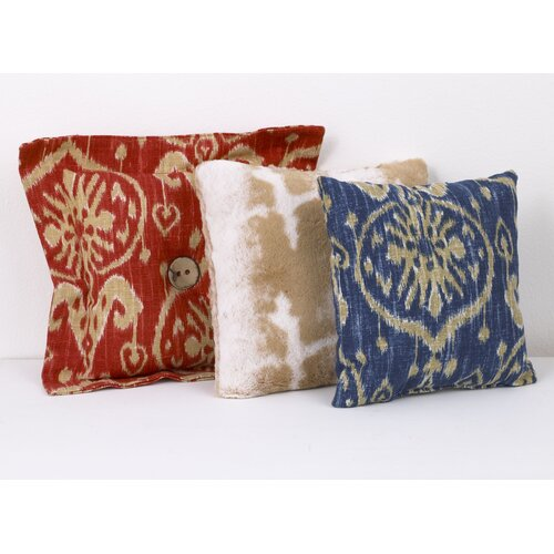 3 Piece Sidekick Pillow Set
