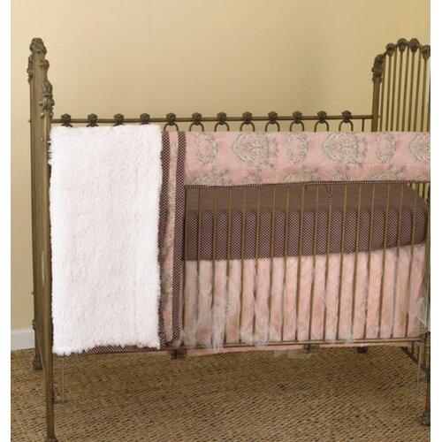 Cotton Tale Nightingale 4 Piece Crib Bedding Set