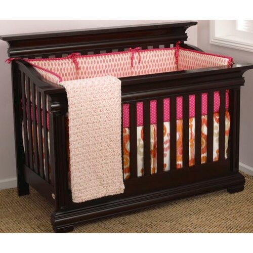 Cotton Tale Sundance 4 Piece Crib Bedding Set
