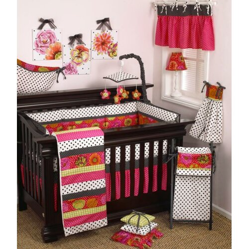 Cotton Tale Tula 9 Piece Crib Bedding Set