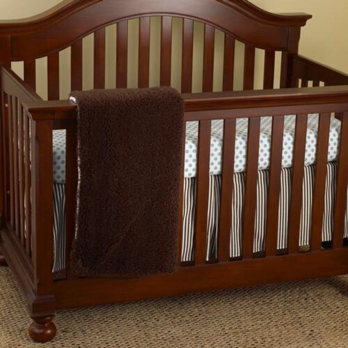 Cotton Tale Aye Matie 3 Piece Crib Bedding Set