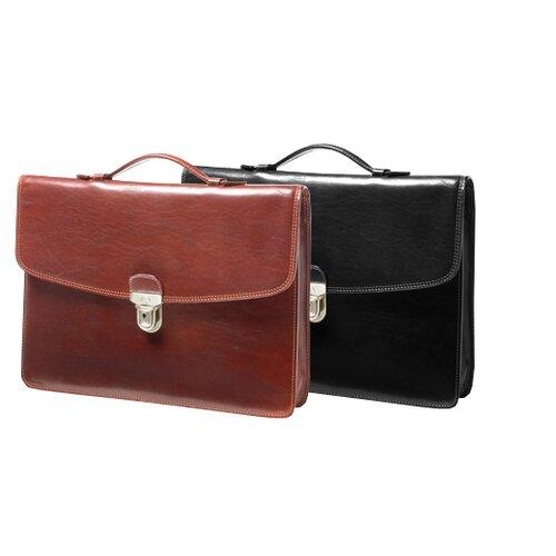 Tony Perotti Italico Leather Briefcase