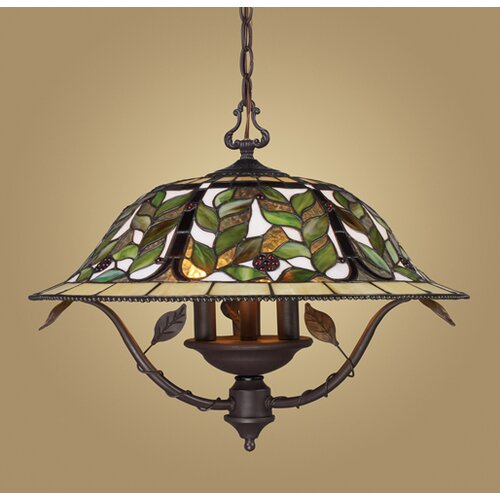 Dimond Lighting Latham 3 Light Chandelier