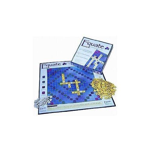 Conceptual Math Media Equation Thinking Game