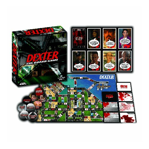 GDC-GameDevCo Ltd. Dexter Board Game