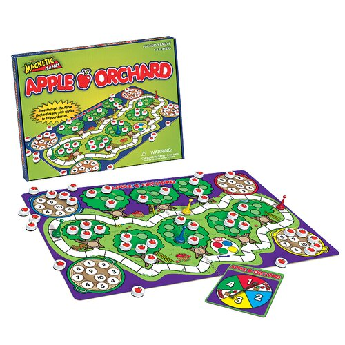 Patch Products Apple Orchard Magnetic Game