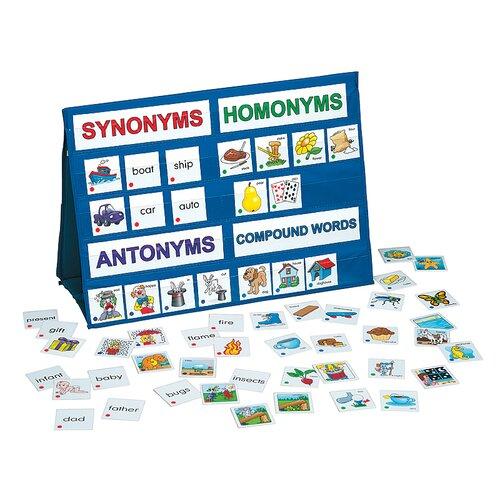 Language Skills Tabletop Pocket Chart