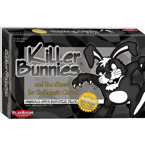 Playroom Entertainment Killer Bunnies Quest Onyx Booster Games