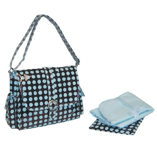 Kalencom Midi Coated Buckle Diaper Bag