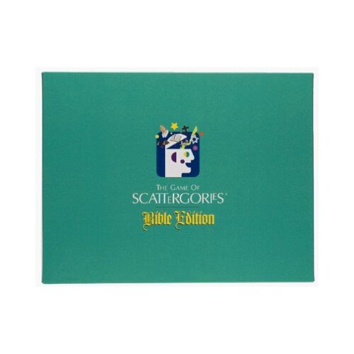 Talicor Christian Games Scattergories Bible Edition Board Game