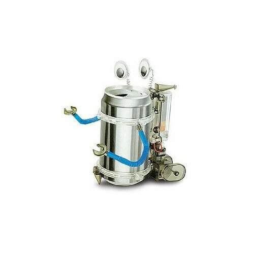 Toysmith Green Science-Tin Can Robot
