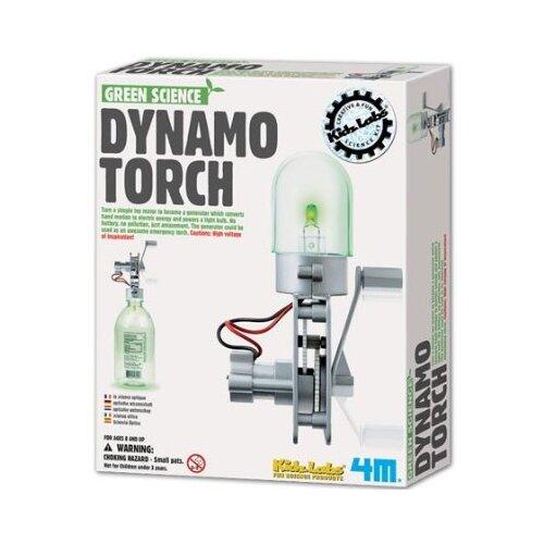 Toysmith Green Science-Dynamo Torch