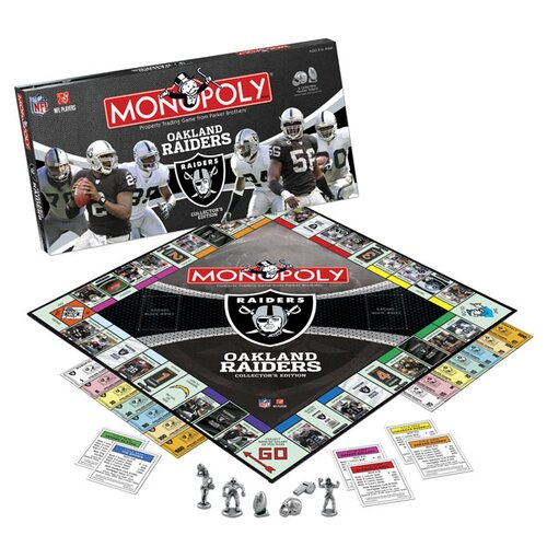 NFL Collectors Edition Monopoly