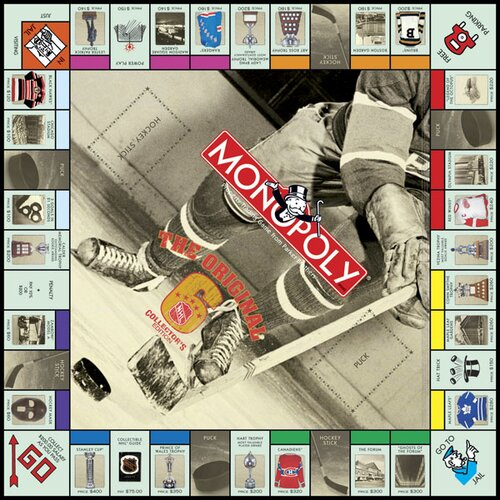 USAopoly NHL Monopoly