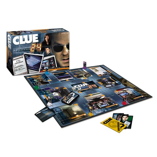 USAopoly 24 Clue