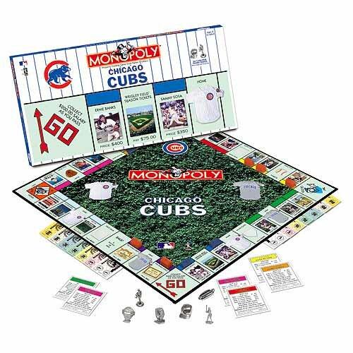 MLB Collectors Monopoly