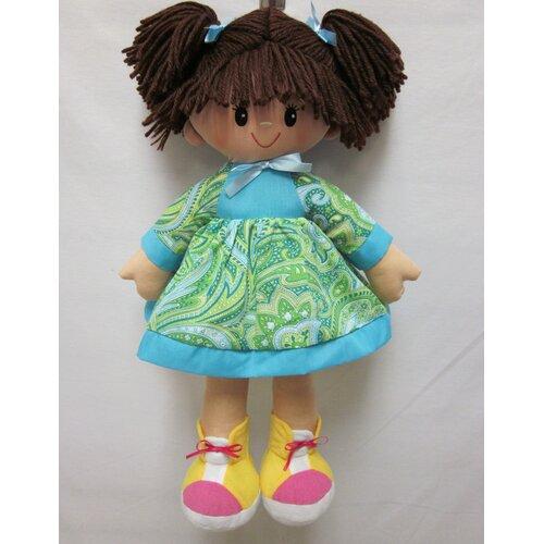 Boots Latina Rag Doll