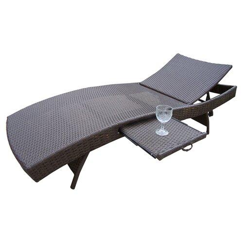Oakland Living Elite Chaise Lounge