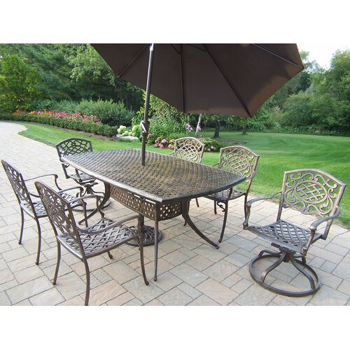 Oakland Living Oxford Mississippi Dining Set