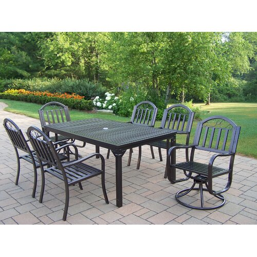 Oakland Living Rochester Dining Set