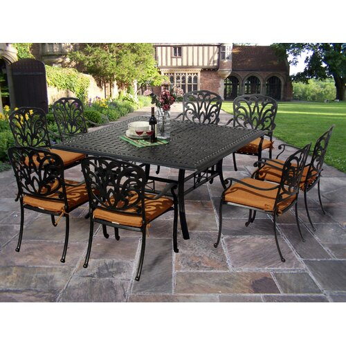 Oakland Living Hampton Dining Set