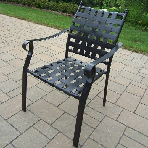 Oakland Living Web Dining Arm Chair