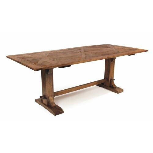 Trestle Console Table