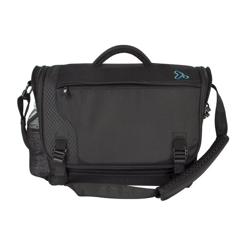Anti-Theft React Messenger Bag