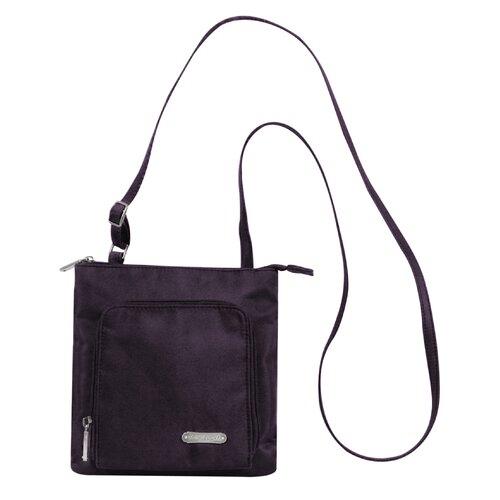 RFID Blocking Slim Shoulder Bag