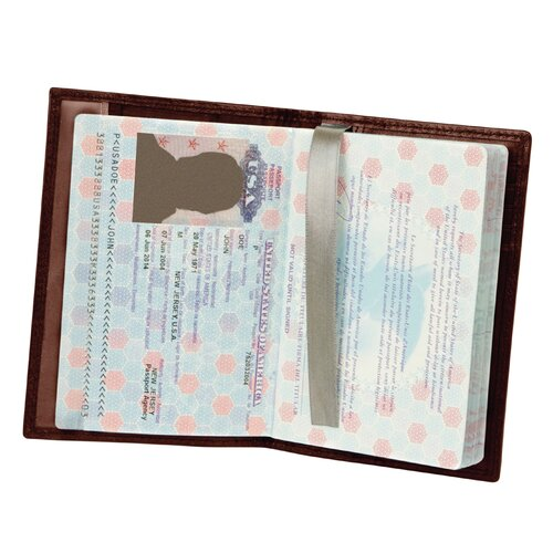 Travelon Safe ID Passport Case