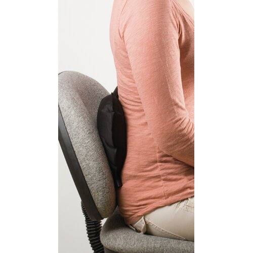 Travelon Travel Comfort Self Inflating Neck and Back Pillow