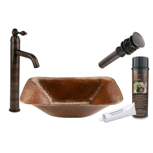 Http Www Wayfair Com Hammered Metal Bathroom Sink Th Html