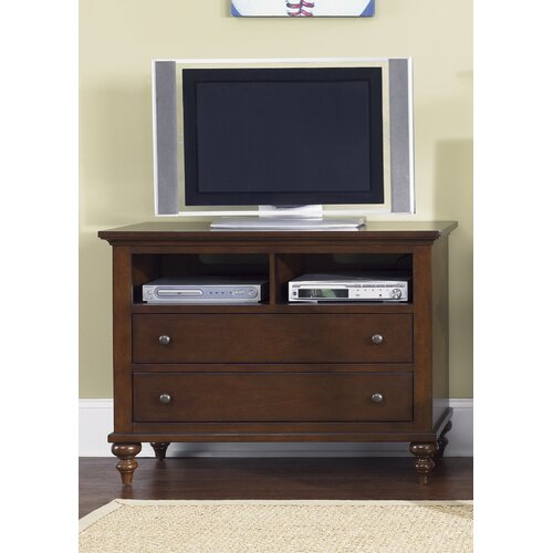 Liberty Furniture Abbott Ridge 2 Drawer Media Chest