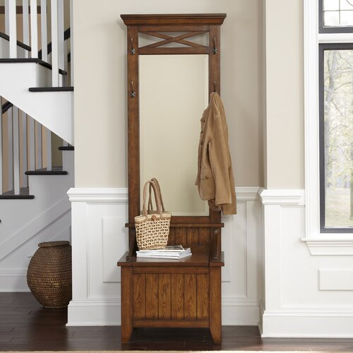 Liberty Furniture Hall Tree amp Reviews Wayfair