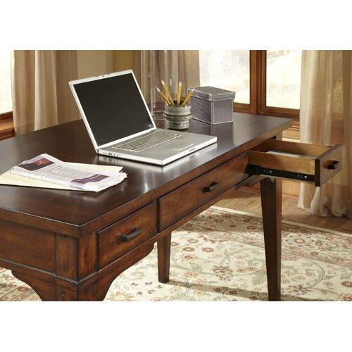 liberty furniture leyton writing desk reviews wayfair