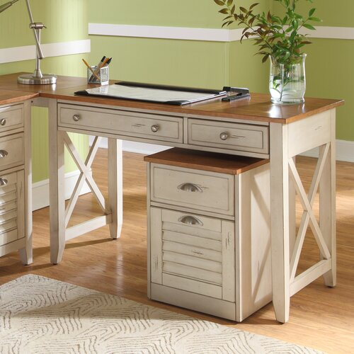 liberty furniture computer desk with 1 right drawers