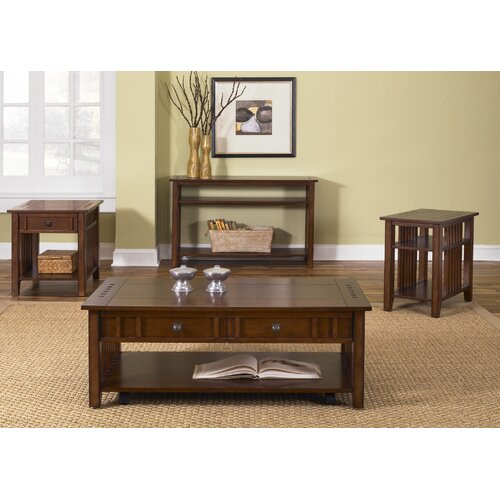 Liberty Furniture Prairie Hills Coffee Table