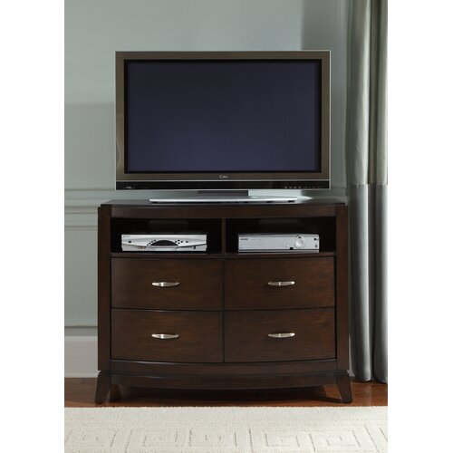 Liberty Furniture Avalon 4 Drawer Media Chest