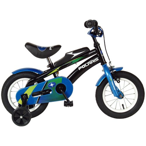 Polaris Edge LX120 Youth Bike with Training Wheels
