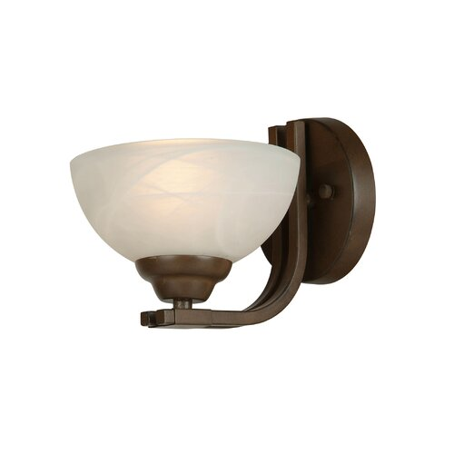 Yosemite Home Decor Sequoia 1 Light Wall Sconce