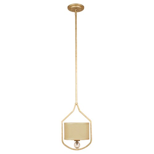 Yosemite Home Decor Lewisia 1 Light Mini Pendant