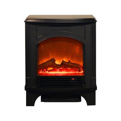 Cronus 220 Square Foot Electric Fireplace Stove Wayfair