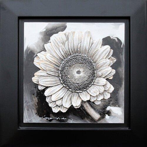 Yosemite Home Decor Revealed Art Sunflower Framed Original Painting