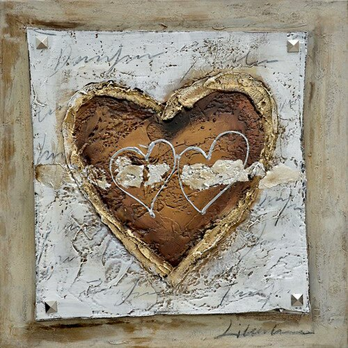 Yosemite Home Decor Revealed Art The Healing Heart II Original Painting on Canvas