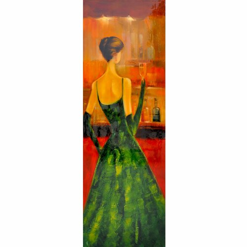 Yosemite Home Decor Revealed Art Women of Distinction Original Painting on Canvas